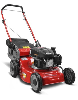"WEIBANG 18"" STEEL DECK LAWNMOWER"