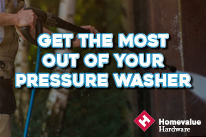 Get The Most Out Of Your Pressure Washer