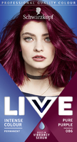 Live Intense Colour Pure Purple 86