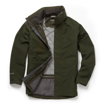 Craghoppers Gore-Tex Expert Kiwi Jacket Green
