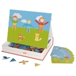 Magnet Game Create your own World