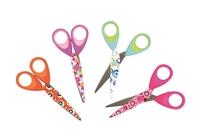 Scissors Assorted. (Sold in sets of 12, min order 1 set)
