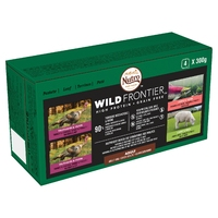 Nutro Wild Frontier Ancestral Dog Trays Multipack 300g 4pk x 4