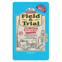 Skinner's Field & Trial Junior - Duck & Rice 15kg [Zero VAT]