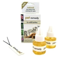 Pet Remedy Calming Diffuser Refill 2 x 40ml Bottle x 1