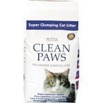 Pettex Clean Paws Cat Litter 5kg x 3