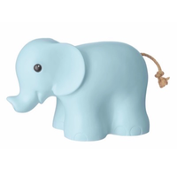 Heico children's lamp - blue elephant