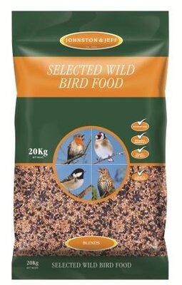 Johnston & Jeff Wild Bird Seed 20kg [Zero VAT]
