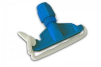 KENTUCKY MOP HOLDER PLASTIC BLUE