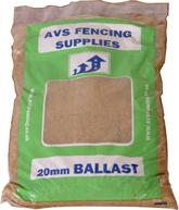 Ballast 20mm 40kg