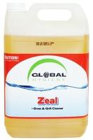 Global Zeal Oven & Grill Cleaner 5L
