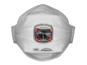 JSP Springfit 435ML FFP3 Dust Mask