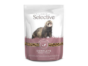 Supreme Selective Ferret Food 2kg
