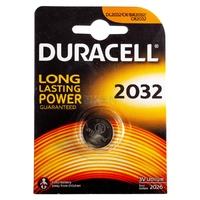 Duracell CR2032 3V 1 Pack