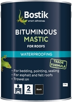 BOSTIK RITO BITUMINOUS MASTIC  1.2 KG