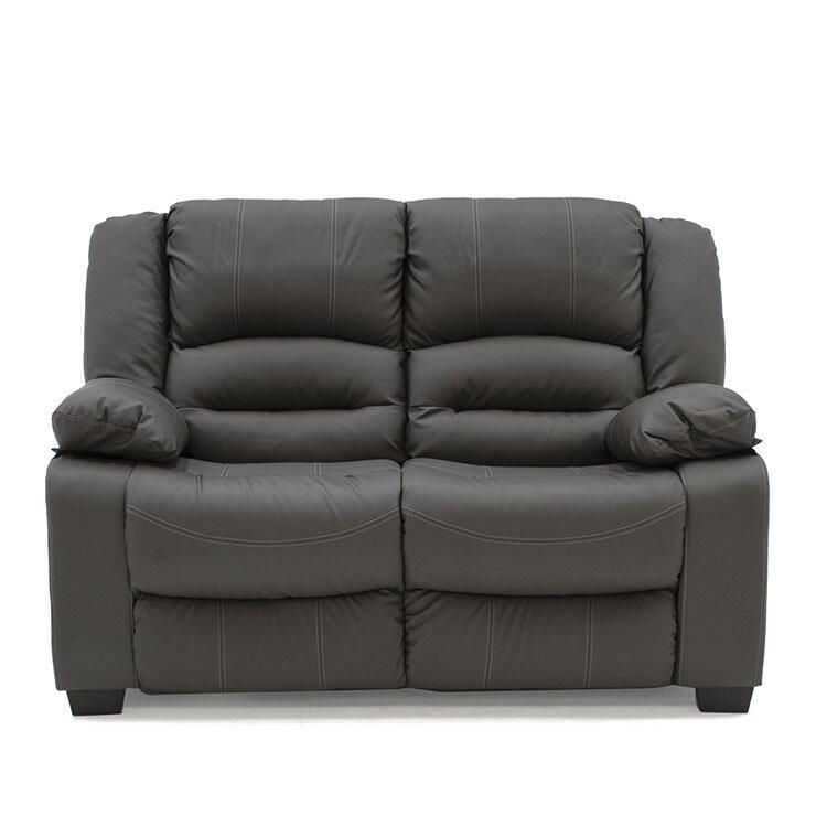Marino 2 Seater - Grey 1