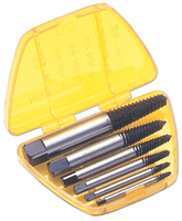Screw Extractor Set - 6 Pieces