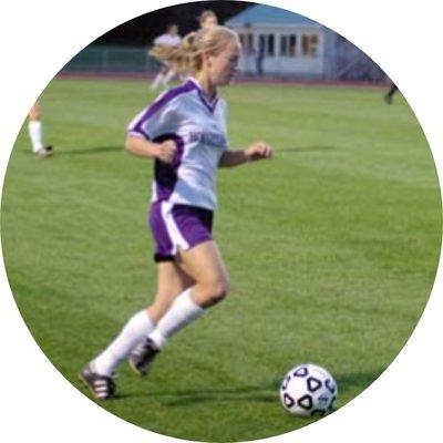 Soccer - Female (25mm Centre)