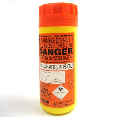 Sharps Container 0.5 Litre