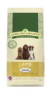 James Wellbeloved Junior - Lamb & Rice 15kg