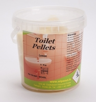 TOILET PELLETS 1kg Lemon