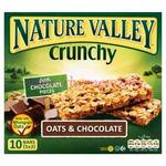 Nature Vall Multi  Oats & Chocolate 5pk x5