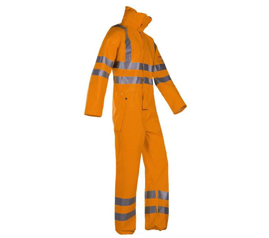 SIOEN 6262A Pheonix FR AS Waterproof Hi-Vis Boilersuit