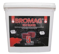 Bromag Wax Blocks Rodenticide 5kg