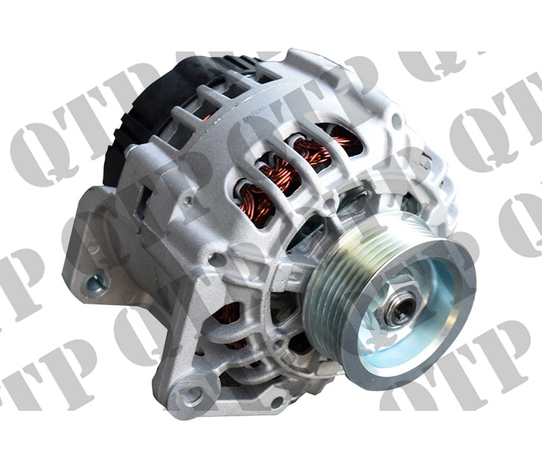 Ford 5640 Tractor Parts : Alternator ford ts series amp clifford s