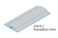 2.50m - 2 PART JOINT TRIM CLOUD