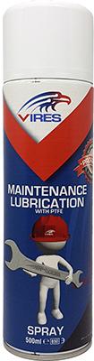Vires Maintenance Spray + PTFE 500ml