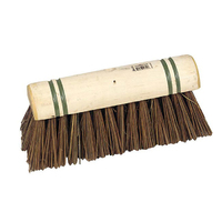 12'' Bassine Scavenger Broom Head Only threaded -  HWB4/SH (WT523)