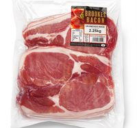 Bacon Unsmoked Brookes 2.25kg