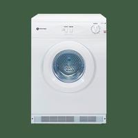 White Knight WKB96G8W 8kg Condenser Dryer Sensor Dry