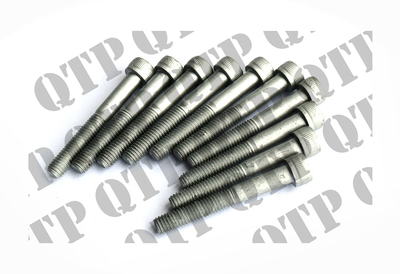 Hydraulic Push Pull Coupling Manifold Screws