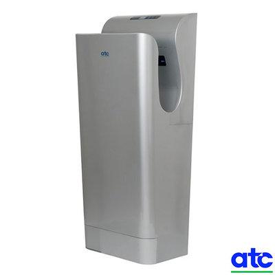 ATC Premium Blade Hand Dryer Silve c/w HEPA Filter