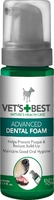 Vet's Best Advanced Dental Foam 150ml Dispenser x 1