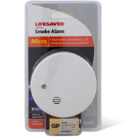 Kidde Lifesaver Domestic Smoke Detector