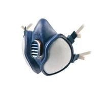 3M 4255 A2 P3 Organic Half Face Mask, Each