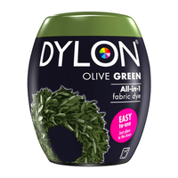 Dylon Pod Machine Dye Olive Green 34 350G