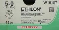 SUTURES ETHILON 5/0 W1618T x 24