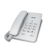 UNIDEN CORDED DESK PHONE WHITE