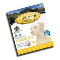 Natures Harvest Adult Dog - Ocean Fish 395g x 10