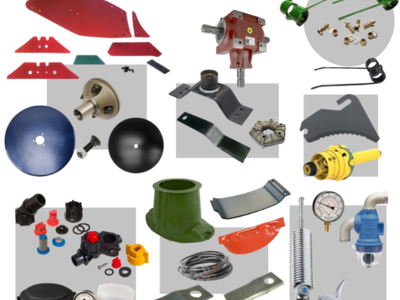farm machinery spare parts