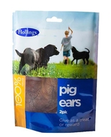 Hollings Pigs Ears 2-Pack x 10