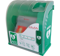 Alarmed Indoor AED Cabinet