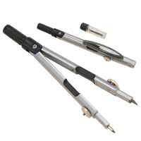 Koop Metal Compass Pen 125mm