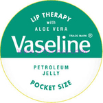 Vaseline Lip Therapy Tin Aloe Vera x12