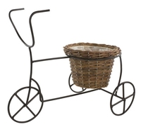 Welcome Planter 28cm Bicycle