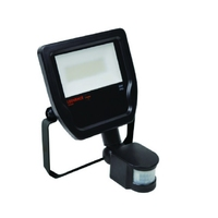 50w LED Floodlight with PIR 3000K IP65
